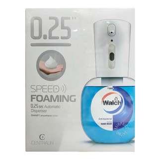 Walch Speed Foaming Automatic Dispenser + Refill