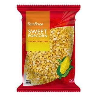 FairPrice Sweet Popcorn