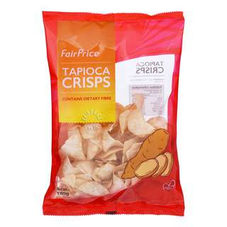 FairPrice Tapioca Crisps