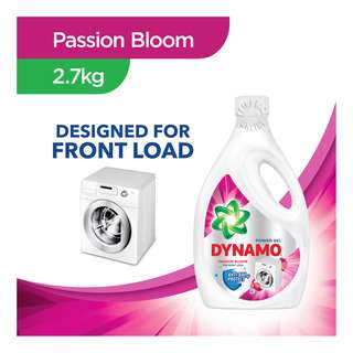 Dynamo Power Gel Laundry Detergent - Passion Bloom
