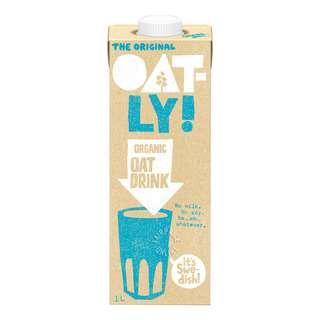 Oatly Organic Oat Milk Drink