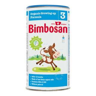 Bimbosan Organic Follow-On Formula - Stage 3