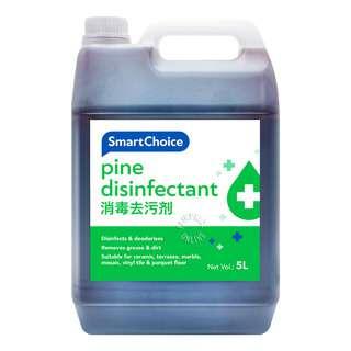 SMARTCHOICE PINE DISINFECTANT 5L