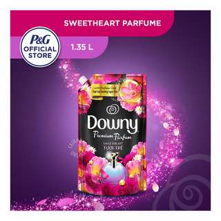 DOWNY FABRIC CONDITIONER REFILL - SWEETHEART 1.4L