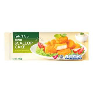 FairPrice Breaded Scallop Cake