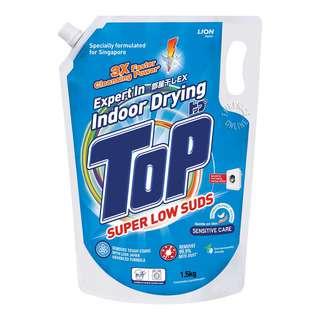 Top Concentrated Liquid Detergent Refill - Sensitive Care