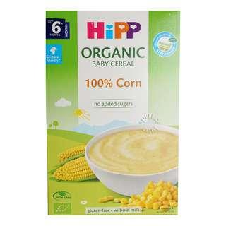 HiPP Organic Baby Cereal - 100% Corn