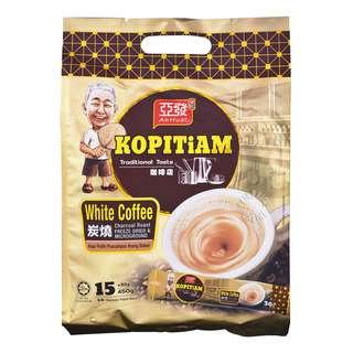 AH HUAT KOPITIAM WHITE COFFEE CHARCOAL ROAST 450G