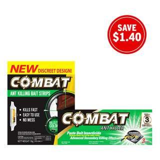 Combat Ants Bait Insecticide Bundle Set