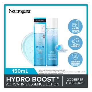 Neutrogena HydroBoost Activating Essence Lotion