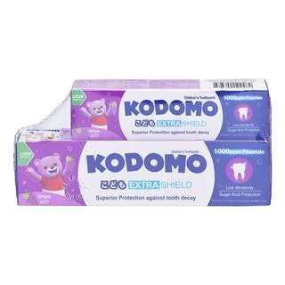 Kodomo Extra Shield Children's Toothpaste - Grape