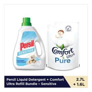 Persil + Comfort Bundle - 1