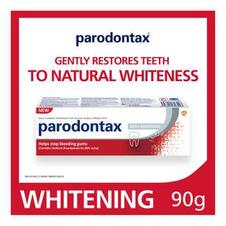 Parodontax Toothpaste - Daily Whitening