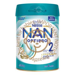 Neslte Nan Optipro Follow-Up Milk Formula - Stage 2