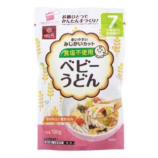 Hakubaku Baby Noodle - Udon