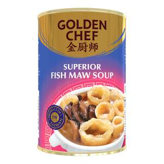Golden Chef Superior Fish Maw Soup