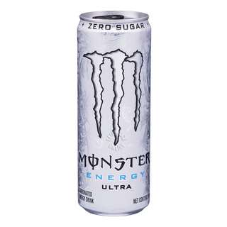 Monster Energy Can Drink - Ultra