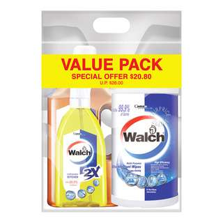 Walch Antiseptic Germicide (Value Pack)