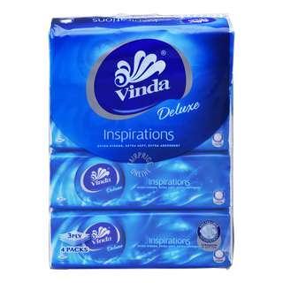 Vinda Soft Pack Tissue - 3 Ply
