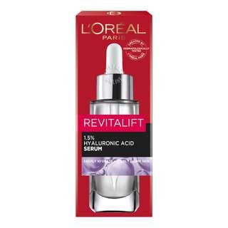 L'Oreal Revitalift Hyaluronic Acid Serum