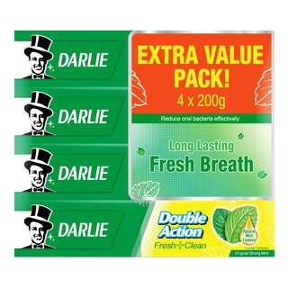 Darlie Double Action Toothpaste - Original