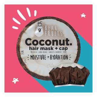 BEAR FRUIT HAIR MASK - COCO 20ML