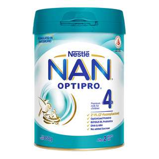 Nestle Nan Optipro Kid Children Milk Formula - Stage 4