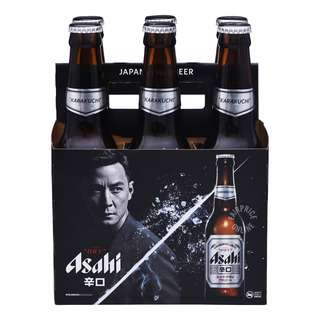 Asahi Bottled Beer - Super Dry