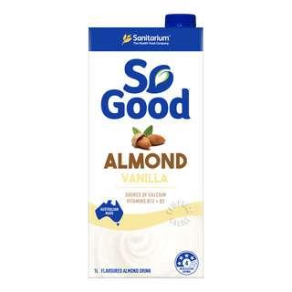 Sanitarium So Good Almond Milk - Vanilla
