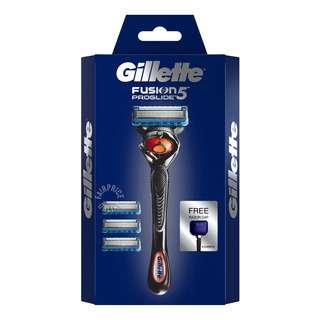 Gilette Razor with Refill - Fusion 5 Proglide