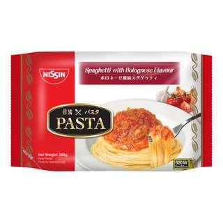 Nissin Frozen Pasta - Spaghetti with Bolognese
