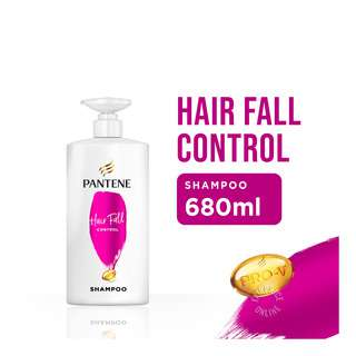 Pantene Shampoo - Hair Fall Control