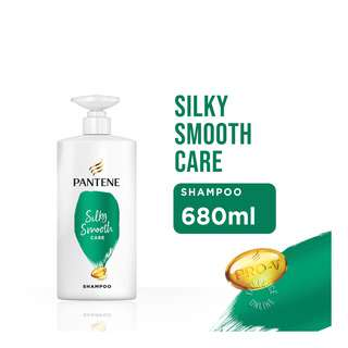 Pantene Shampoo - Silky Smooth Care