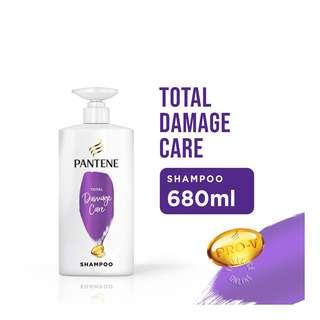 Pantene Shampoo - Total Damage Care