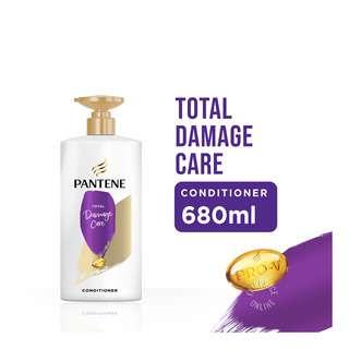 PANTENE TOTAL DAMAGE CARE CONDITIONER 680ML