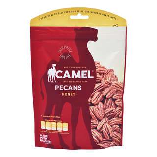 Camel Pecans - Honey