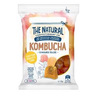 The Natural Confectionary Co - Kombucha
