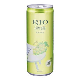 Rio Can Cocktail - White Grape