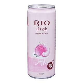 Rio Can Cocktail - Peach & Elderflower