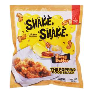 Tay Shake Shake Chicken Poppers - Honey Butter