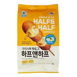 Sajo Korean Style Half & Half Corndogs