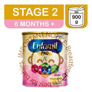 Enfamil Pro A+ Follow-On Milk Formula - Stage 2
