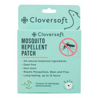 Cloversoft Mosquitto Repellent Patch