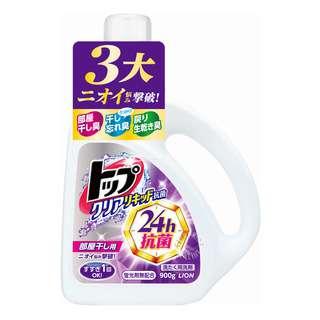 Top Clear Anti-Bac Liquid Detergent