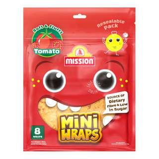 Mission Mini Wraps - Tomato