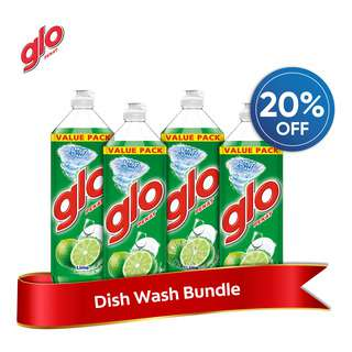 Glo Dish Wash Bundle