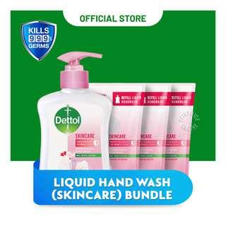Dettol Liquid Hand Wash Bundle - Skincare