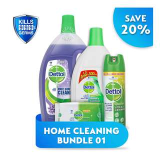 Dettol Home Cleaning Bundle - 1