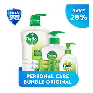 Dettol Personal Care Bundle - Original