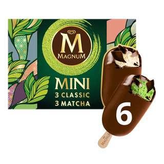 Magnum Mini Ice Cream - Classic Matcha